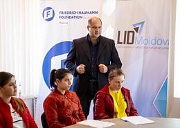 Antreprenoriat pentru copii și tineri din centrul de plasament Brândușa