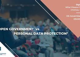 open government vs personal data conference LID Moldova