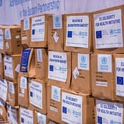 Sprijinul medical UE pentru Republica Moldova - mai mult decât echipamente sanitare