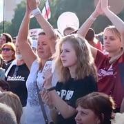 Poporul belarus în luptă cu tiranul – mai aproape de libertate ca niciodată