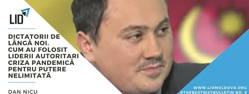 Dan Nicu Dictatorii de lângă noi