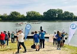 campionatul internațional de kayak-canoe